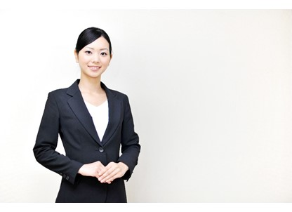 大崎駅の商業ビルで受付・インフォメーション業務