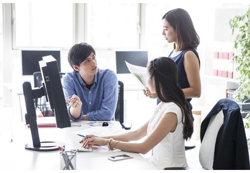自社HPやSNSを使用した物件情報等の発信業務