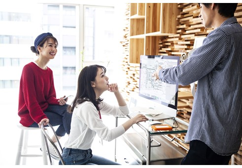 住宅機器メーカーで未経験からスタートできる営業事務