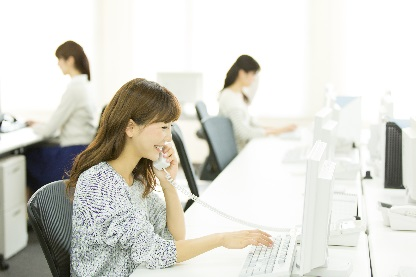 大手安定企業で不動産調査経験を活かせる営業アシスタント
