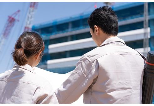 東証一部上場の不動産総合デベロッパーで施工管理業務