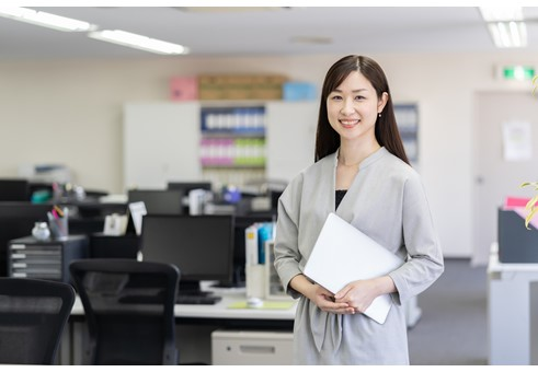 宅建士の資格を活かして社宅管理事務